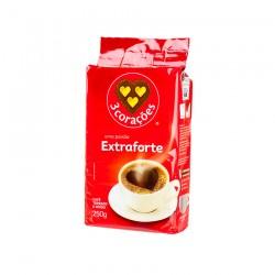 Brazilska kava 3 SRCA, zelo močna, 250g