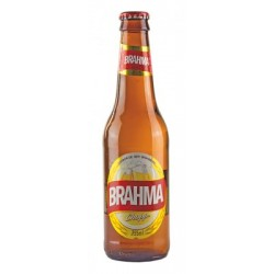 Brazilsko pivo Brahma, 355ml